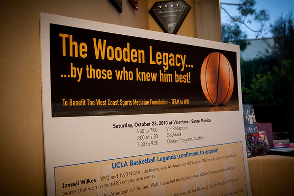 The John Wooden Legacy Event - Santa Monica, CA