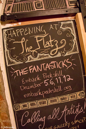 the fantasticks dress rehearsal