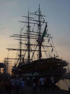 visit to sail 2005