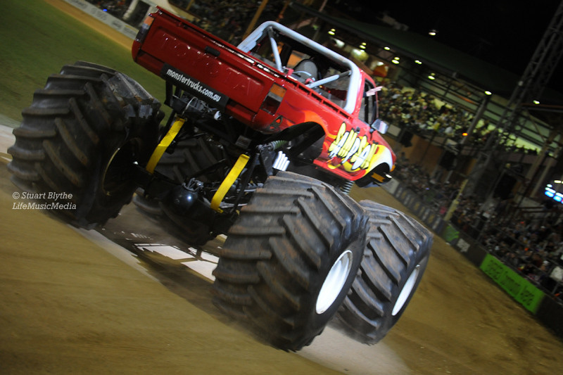 Brisbane Ekka 2008 - Monster Truck