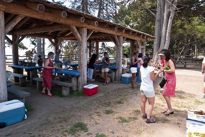 BBQ Beach Party - August 29th 2009