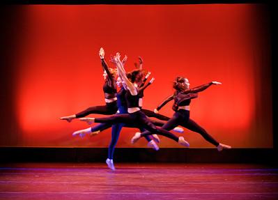 Dance Revue Spring 2018