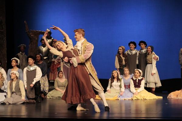 Cinderella - CG Musical 2016