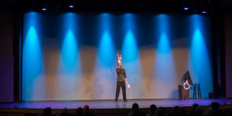 Shows on Holland America Ms Eurodam Cruise Ship