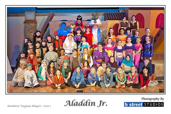 Cast 1 - Cast Photo - 4x6