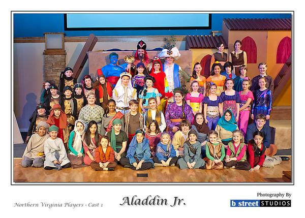 Cast 1 - Cast Photo - 5x7