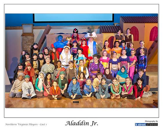 Cast 1 - Cast Photo - 8x10