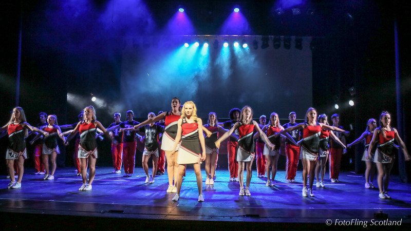 "The Beyond Broadway Experience 2016 presents  ""Bring It On: The Musical"""