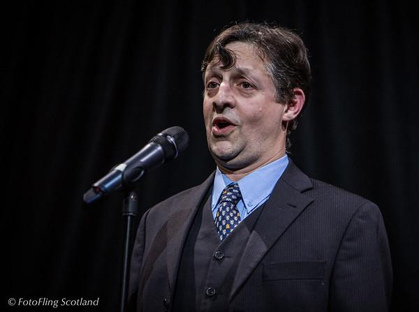 Charles Munro sings two Scottish songs