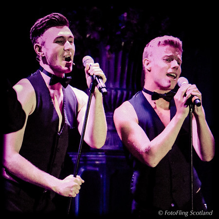 Sonny Grieveson & Kieran Welsh