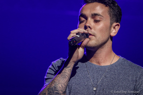 Ray Quinn  in MGA's 'Ten'
