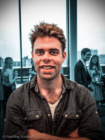 Rob Castell at MTM Awards Nominations Event MTM Awards Nominations Event held at Tods Murray LLP on 15th August 2012