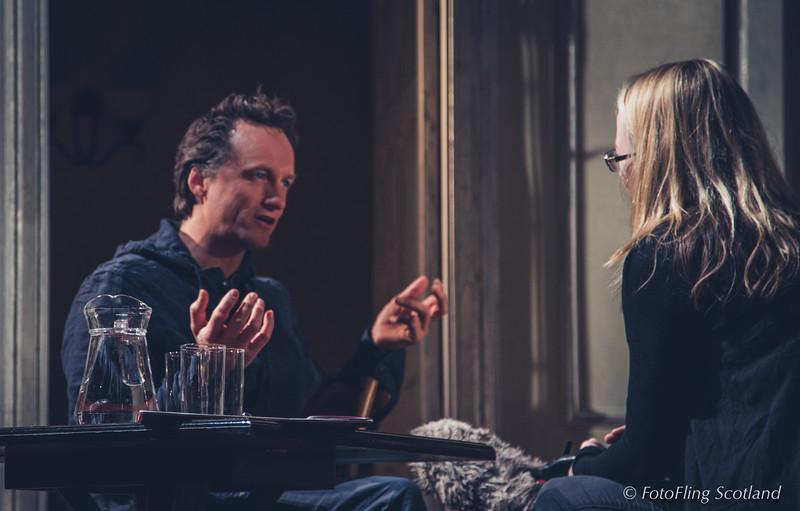 Mark Thomson Interview