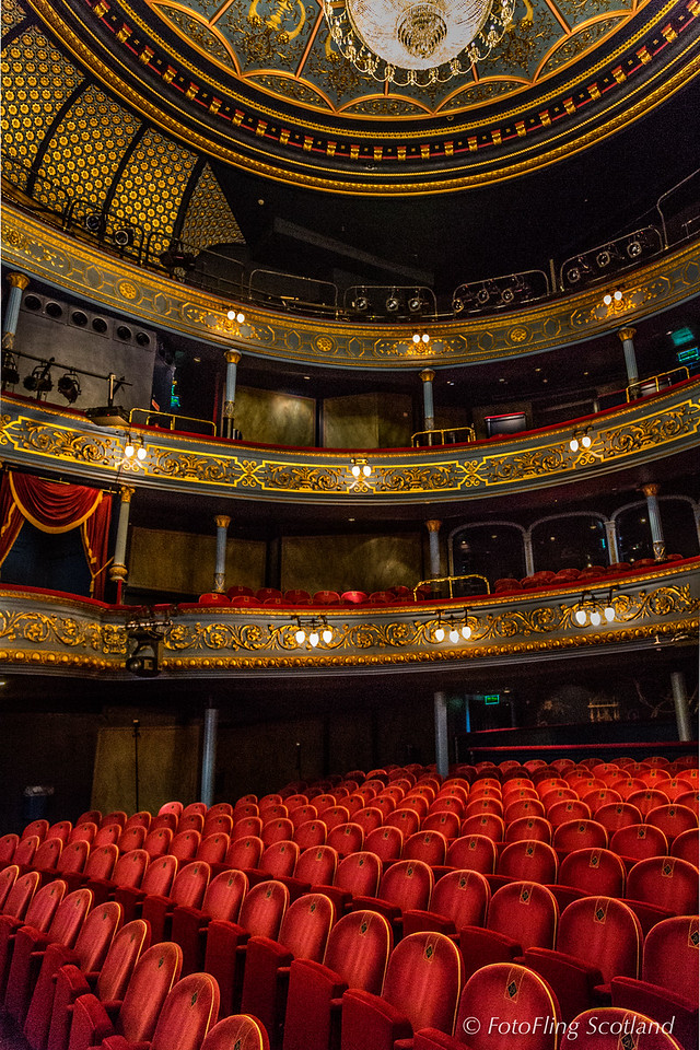 Royal Lyceum Theatre, Edinburgh