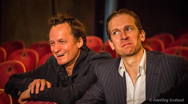 Mark Thomson  & Tim Barrow