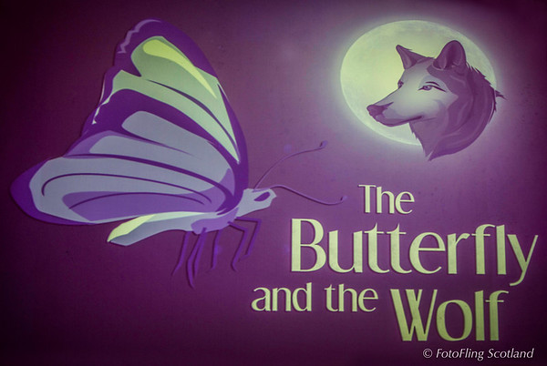 'The Butterfly and The Wolf' - Charity Fundraising Concert in aid of LUPUS UK held at Summerhall Edinburgh on 2 March 2013