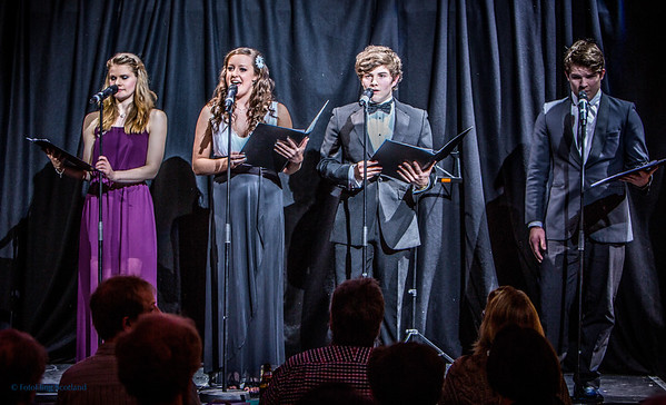 "Ali, Lara, Peter, Seonaid perform, 'All That Jazz"""