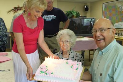 Thelma Berry's 100th Birthday