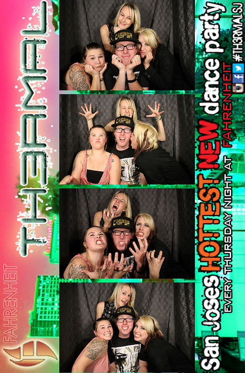 Thermal Premier Party 10.10.13 Photo Strips