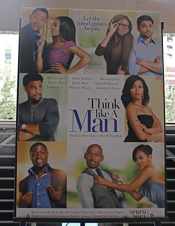 """Think Like A Man"" movie Premiere"