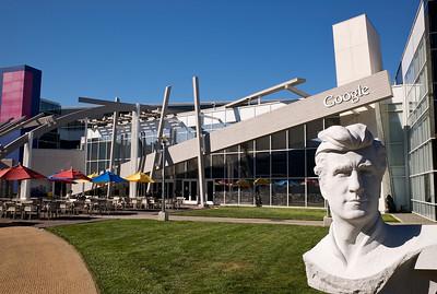 Google campus.