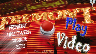 this is halloween vegas video fremont parade 2010