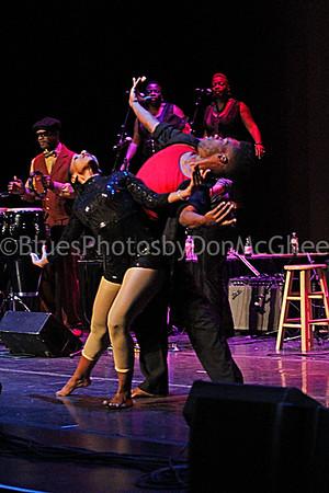 Dancers - Thornetta Davis CD Release Concert