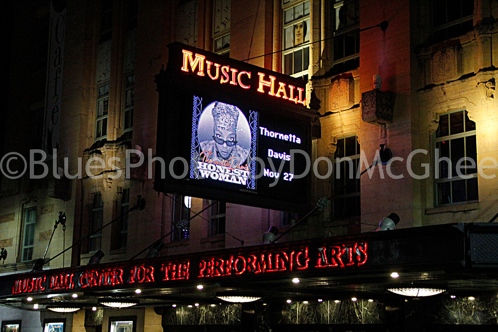 "Thornetta Davis CD Release Concert Music Hall Detroit  November 2016  <br> <a href=""http://thornettadavis.com/"" target=""_blank"">www.thornettadavis.com/</a>"