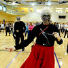 "Carole Tritz participated in the Thriller dance for the ""A Precious Child"" charity.<br /> A few hundred people danced to Michael Jackson's Thriller at the Paul Derda Recreation  Center to be part of a Guinness World record across the country.<br /> Cliff Grassmick / October 24, 2009"