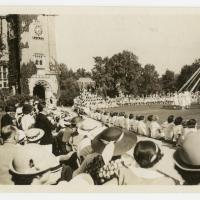 May Day at Emma Willard School, 1930's. Photo courtesy of Emma Willard.