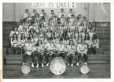 Lutheran West Band - 1971