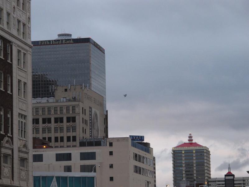 Thunder Over Louisville 2011 - F22 Raptor
