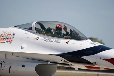 Thunderbirds @ Seymour-Johnson 2011