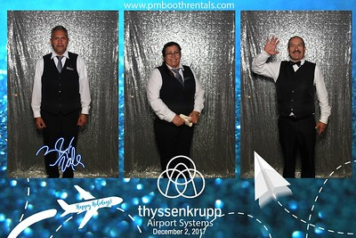 thyssenkrupp Holiday Party 12-02-2017