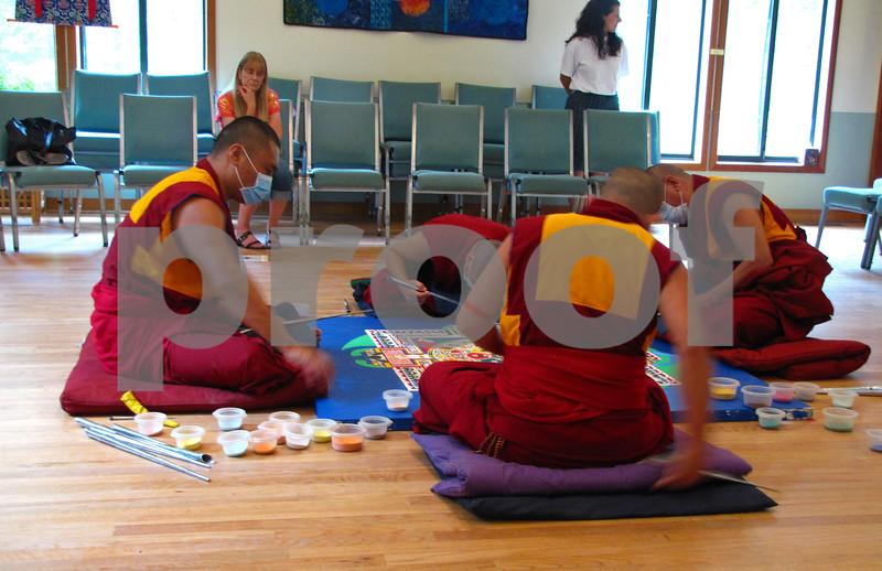 IMG_1348 4 Tibetan monks w mandala