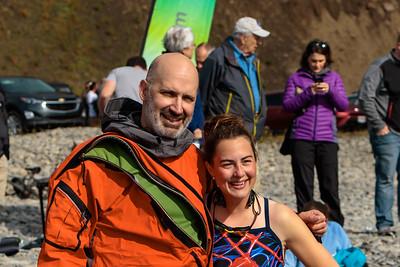 2018 Tickle Swim for Mental Health Portugal Cove to Bel Island