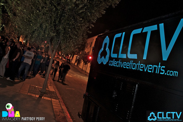 Collective Effort Events Present: TIESTO and Porter Robinson afterparty at Cielo Cantina.