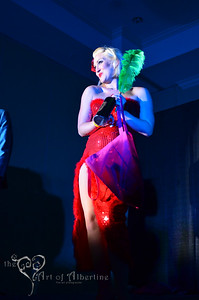 Midnight at Tiki Oasis: Femme Fatale Follies - Burlesque show at Tiki Oasis on Friday night