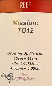 Growing Up Mancini with Chris Mancini on Saturday