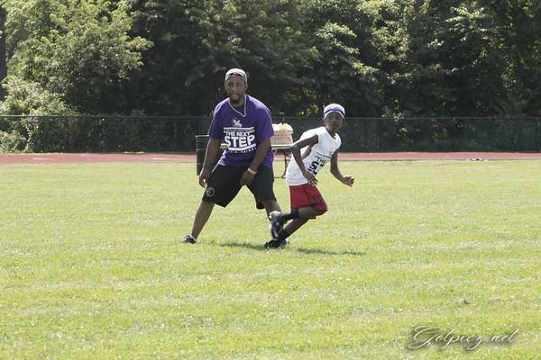 Tim Wright/Wright Way Football Camp June 11,2015