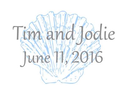 Tim and Jodie Wedding