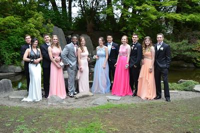 Prom 2015 - Timberline
