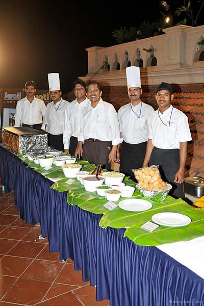 Swati Snacks stall
