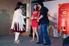 Diya Mirza & Arshad Varsi greeting Asha