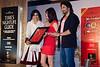 Asha with Diya Mirza & Arshad Varsi