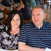 Daughter Monica and her husband Brett