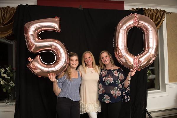 Tina's 50th