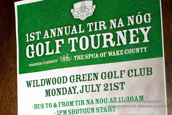 Tir Na Nog Golf Tourney