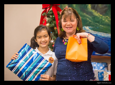 Hawaiian Dredging Toastmasters - Christmas 2015