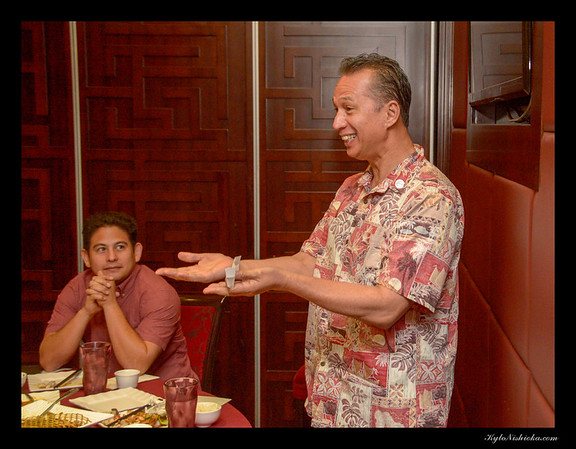 Kamehameha Toastmasters - Holiday Dinner 2017
